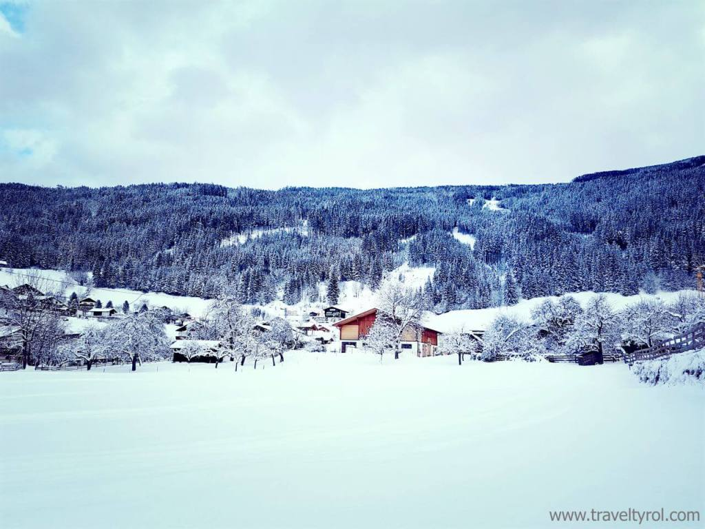 Glungezer in Tulfes is one of 9 Innsbruck ski resorts.