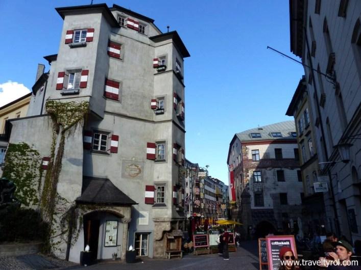 Ottoburg Innsbruck.