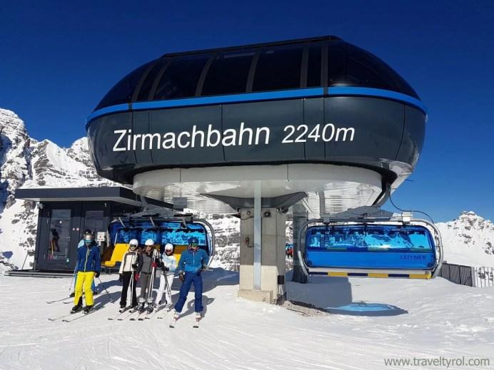 Zirmachbahn Schlick 2000