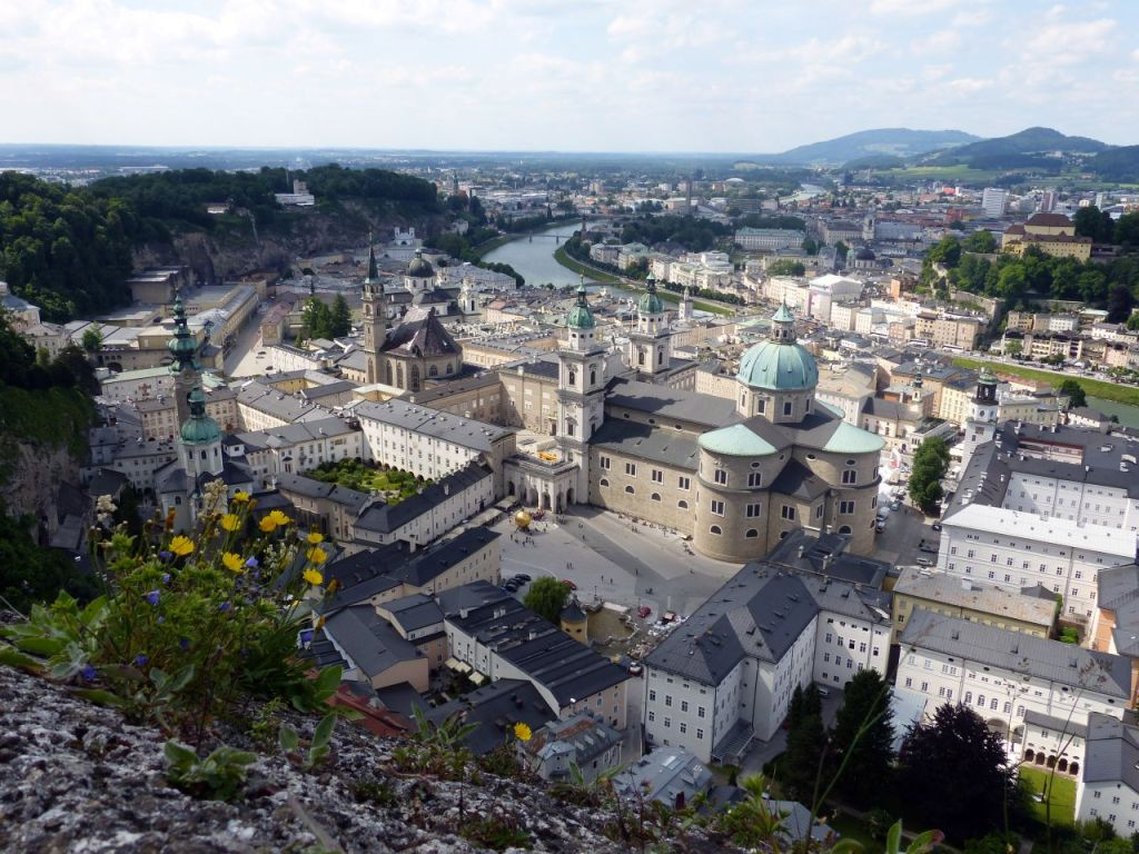 Pictures of Austria must include Salzburg. © Linda de Beer / Travel Tyrol