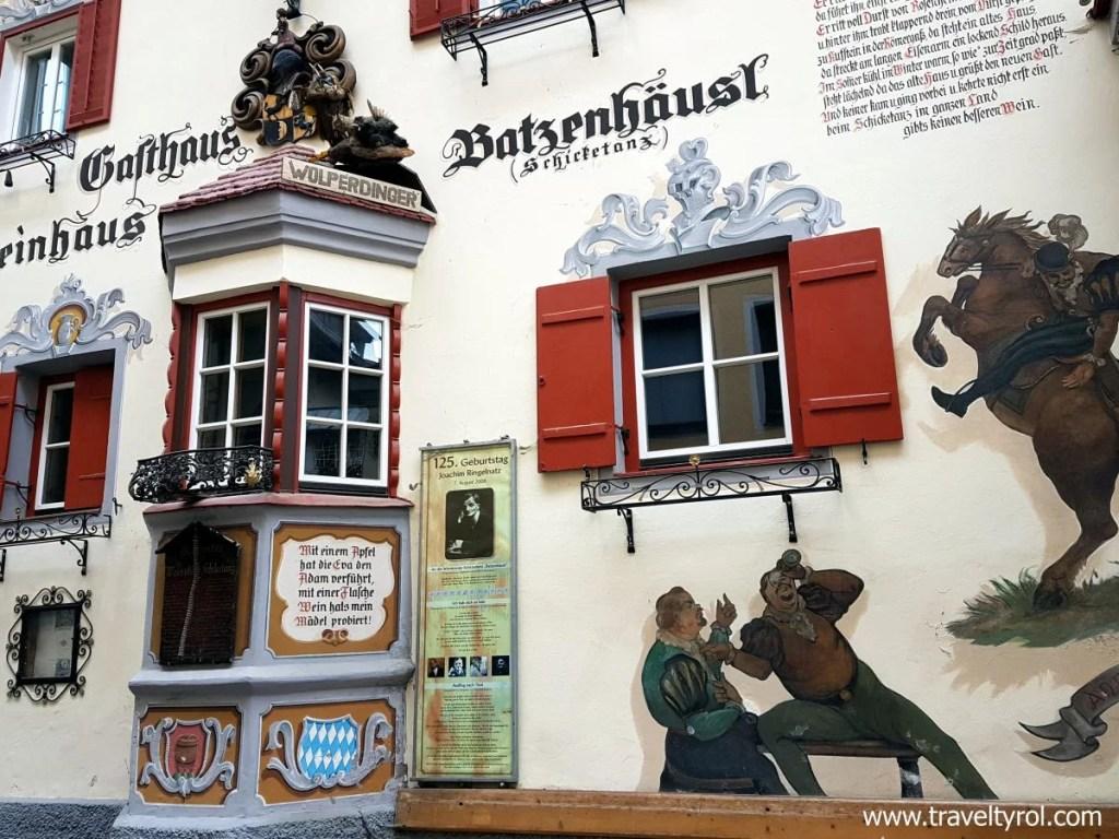 Batzenhäusel Schicketanz Kufstein Austria