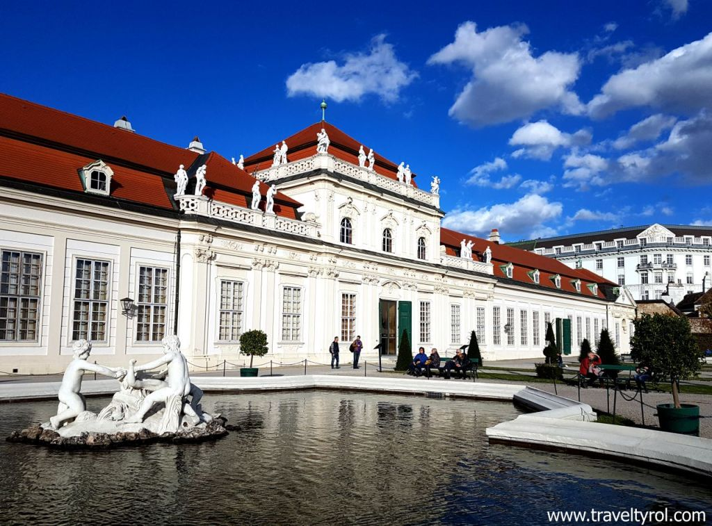 Lower Belvedere Palace. © Travel Tyrol