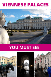 Must-see Viennese Palaces