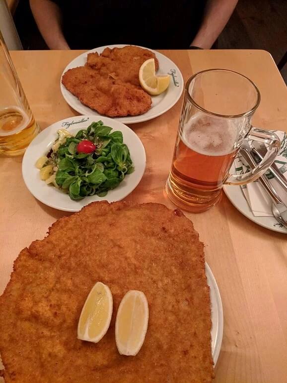 Figlmüller Schnitzel Vienna