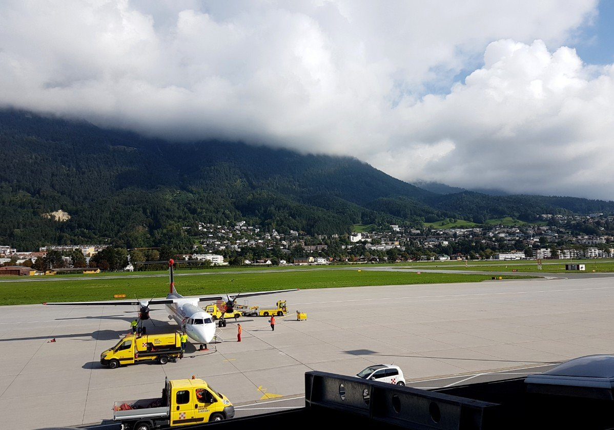 Flying to Innsbruck Airport brings you closer to the best Austrian ski resorts.