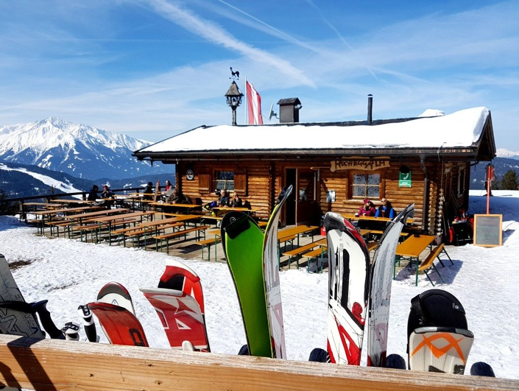 Seefeld is one of the popular small Austrian ski resorts.