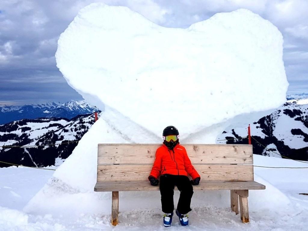 Love skiing in Alpbachtal Wildschönau.