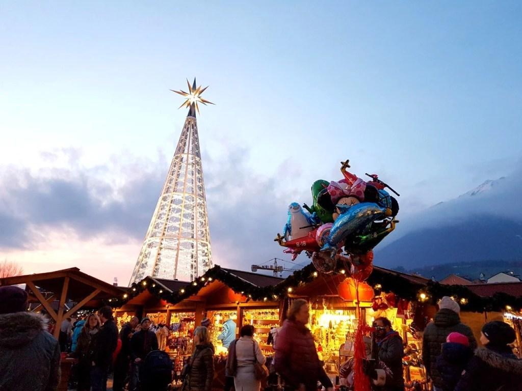 Innsbruck Market Square Christmas Market
