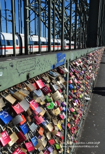 padlocks and train