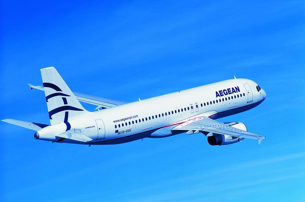 © Aegean Airlines