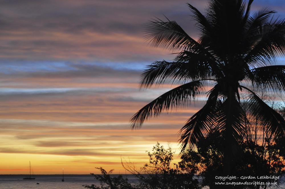 Darwin sunsets, NT