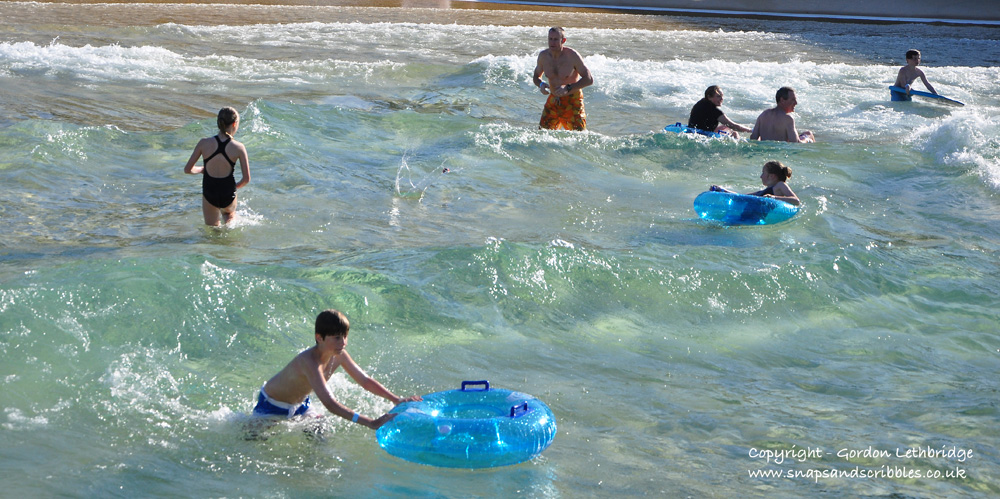 The safest place in Darwin to enjoy the waves with out crocs and jellyfish - the Wave Lagoon