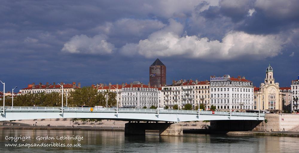 Lyon River Rhone