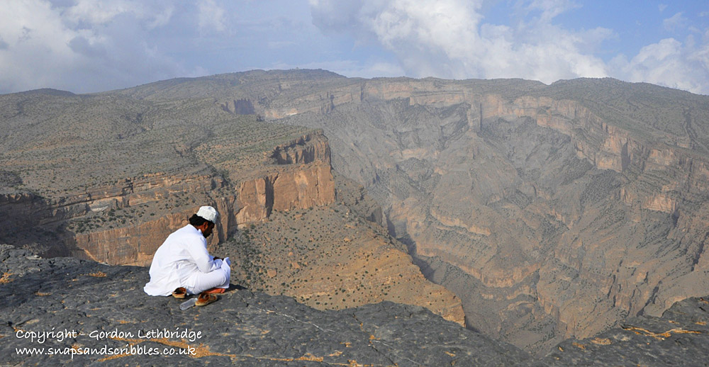 Grand Canyon, Oman