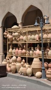Pottery utensils