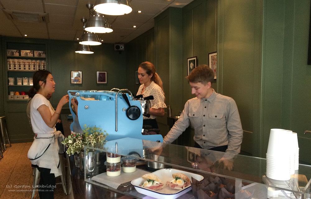 Workshop Coffee Bar