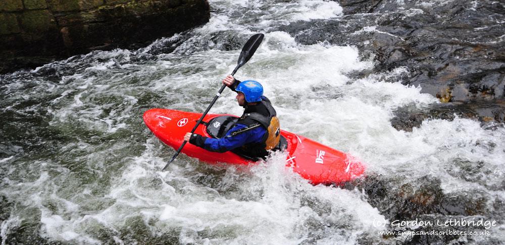 Dartmoor, kayaking