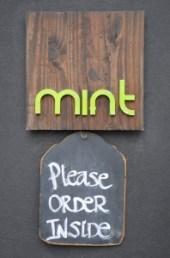 Mint Coffee