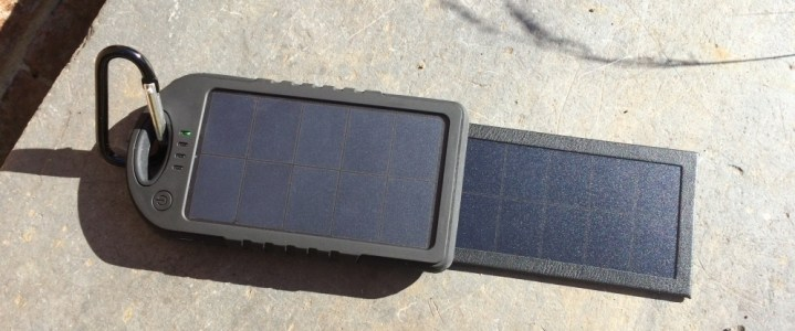 Kit Review: Mobile Solar Power Charger
