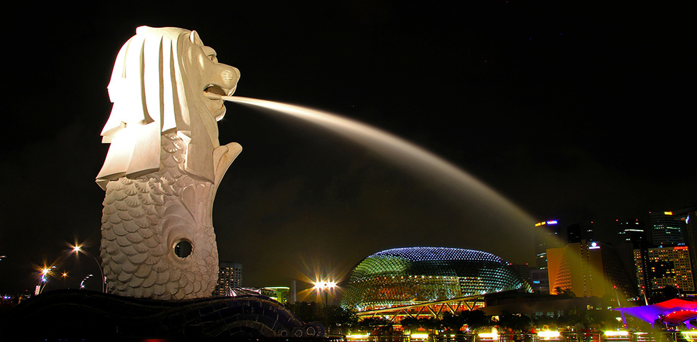 Merlin, Singapore