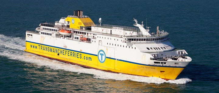 Review: DFDS Ferry Crossing – Newhaven to Dieppe