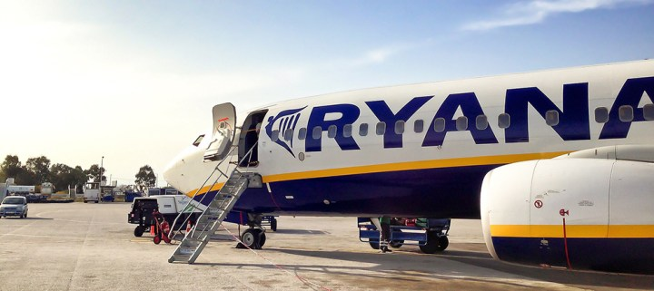 Airline Review: Ryanair from Bournemouth