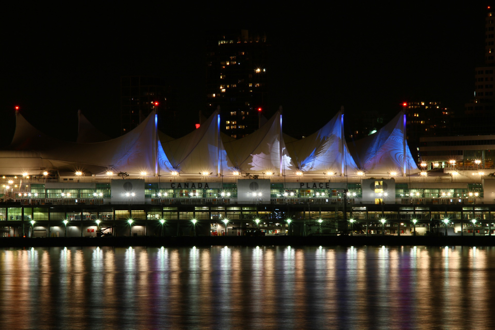 Vancouver Convention Centre - Where in the World 396