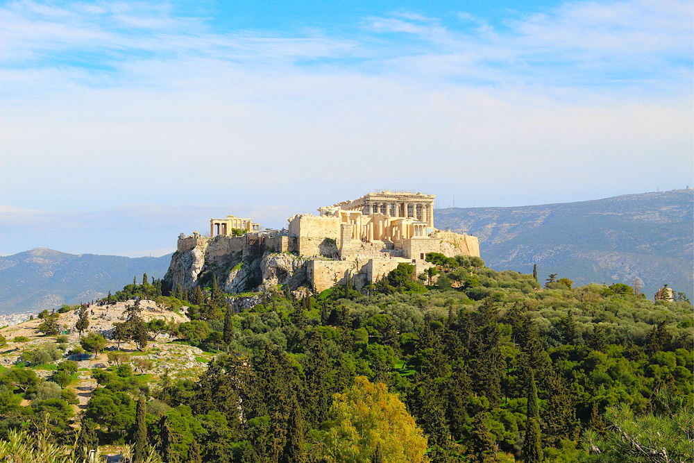 Where in the World - The Acropolis, Athens