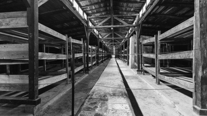 Haunting Photographs of Auschwitz Memorial Camp Prisoner Barracks - WW-II Holocaust