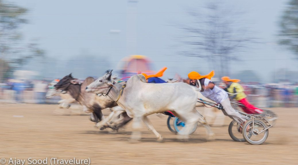 This is a first-person account of how a Travel Photographer Captures Rural Olympics