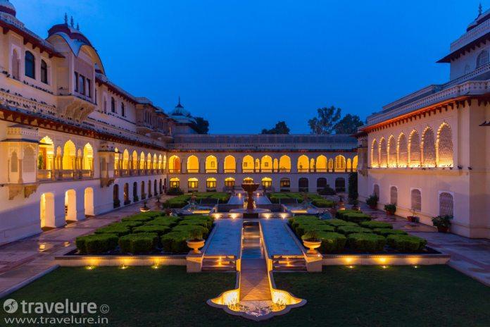 Rambagh Palace by Taj, Jaipur