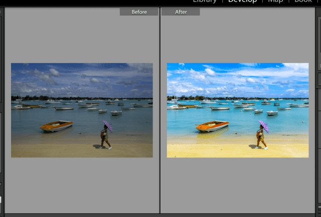 Using Lightroom - A Simple Workflow