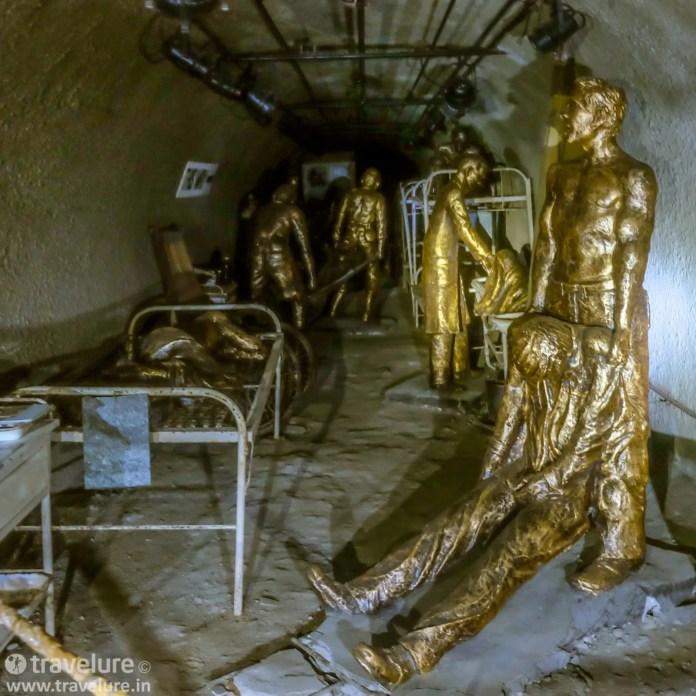 Eerie, not abandoned - Malinta Tunnel, Corregidor Island, Philippines