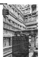 Carved in stone, Rani-ki-Vav, Patan
