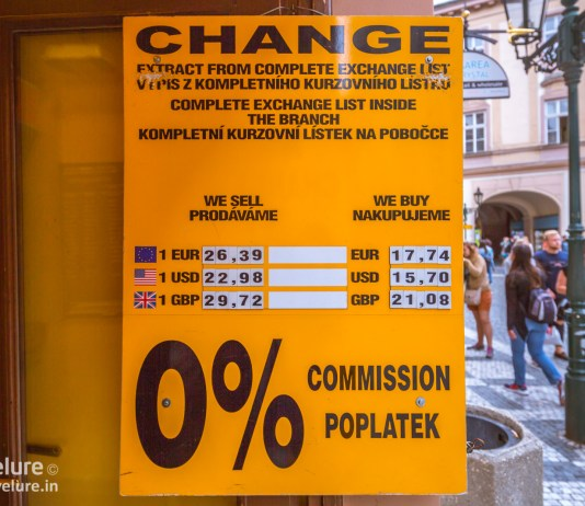 Most Powerful Travel Hack - No Currency Exchange