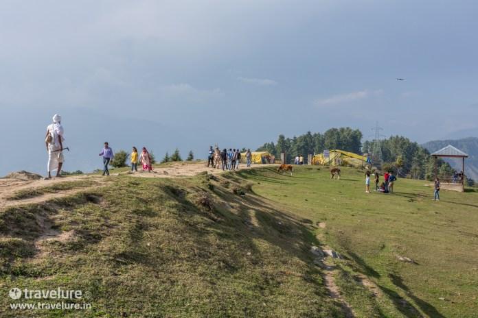 Like us, they also did the Bijli Mahadev Trek – Kullu Attraction
