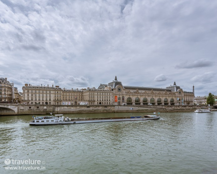 Musee D'Orsay from Paris Instagram Roundup
