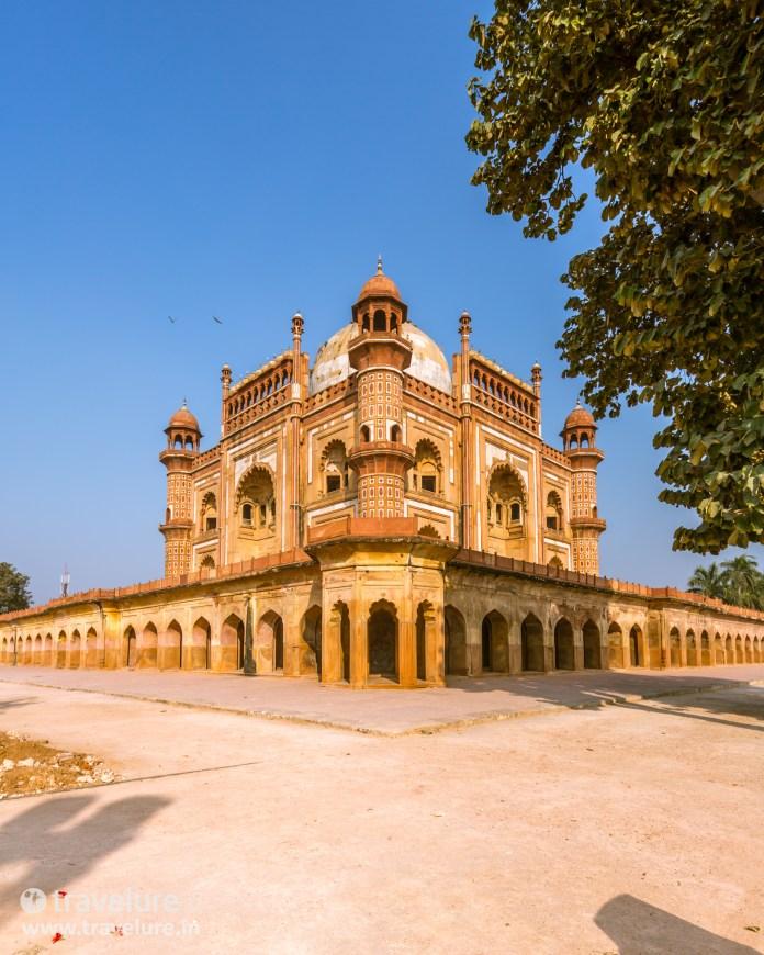 Safdarjung Tomb in Instagram Roundup - Classic Delhi