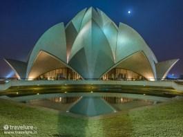 Lotus Temple in Instagram Roundup - Classic Delhi