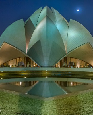 Lotus Temple in Instagram Roundup - Classic Delhi