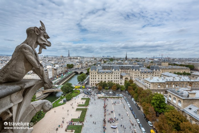 Travelure Travels in 2017 - An 8-Country Photo Roundup - Paris, France
