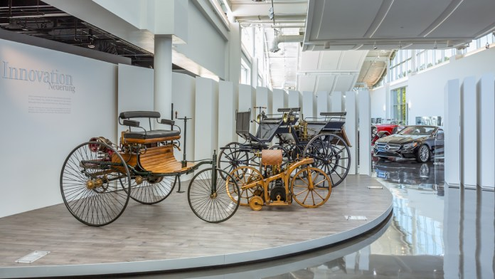 Mercedes Cars from the early 1900s - Black Warrior Alert - Tuscaloosa