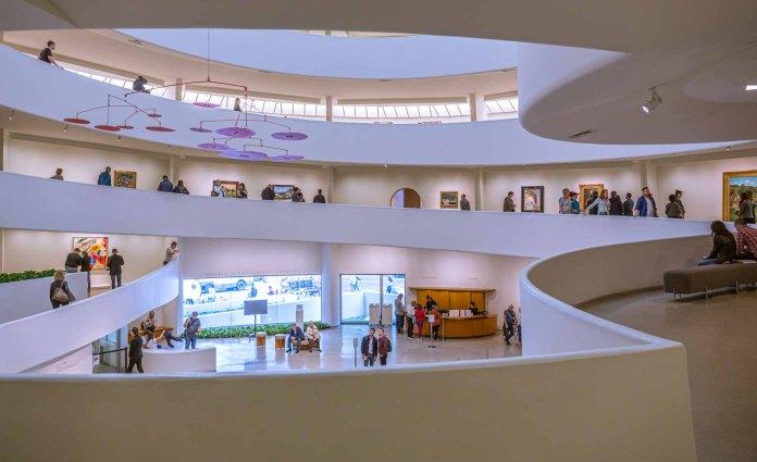 Solomon R. Guggenheim Museum, NYC - Maverick Architecture - Travelure ©
