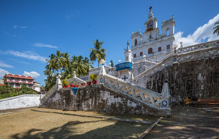Flourishes of Faith in Goa Part-1 - A Travelure © Itinerary