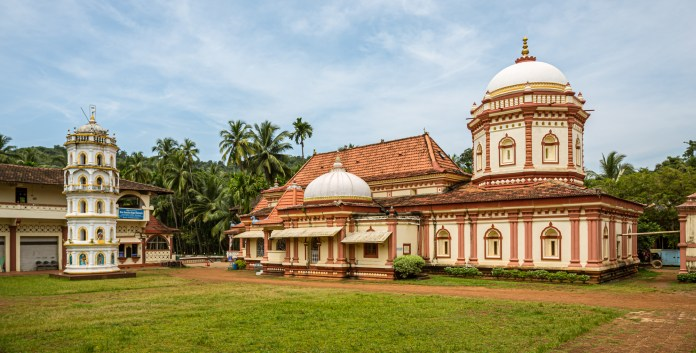 Flourishes of Faith in Goa Part-2 - A Travelure © Itinerary