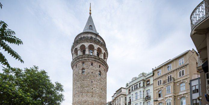 Galata Tower, Istanbul - Rising from the Ruins - Travelure ©