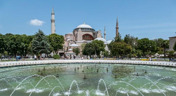 Hagia Sophia, Istanbul - A Byzantine Architecture Marvel - Travelure ©