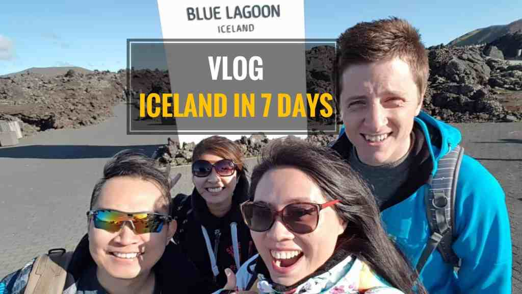 7 Days Iceland Ring Road Itinerary