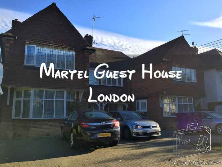 Review Martel Guest House