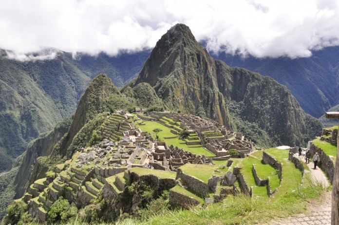 Machu Picchu, Peru, seven wonders of the world